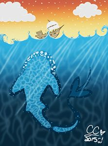 Beast of the Sea