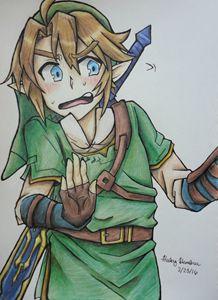 Blushing Link