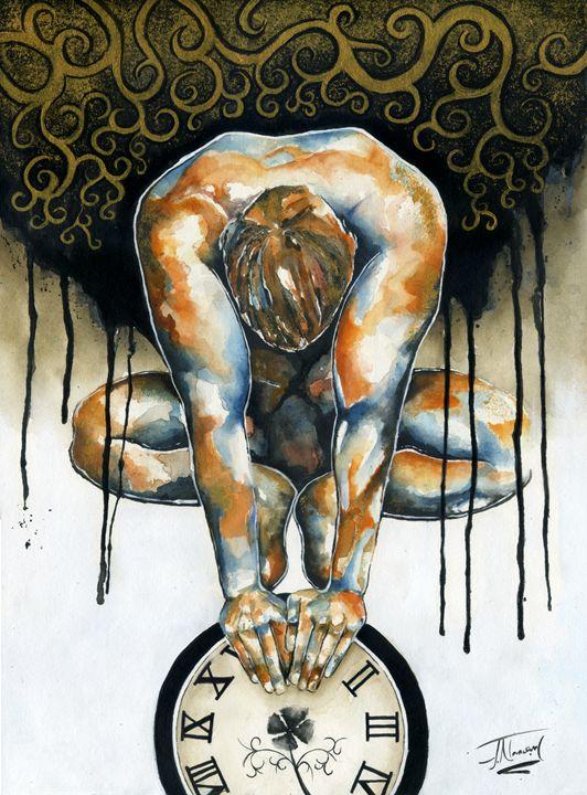 Time Keeper by J.Namerow - J.Namerow