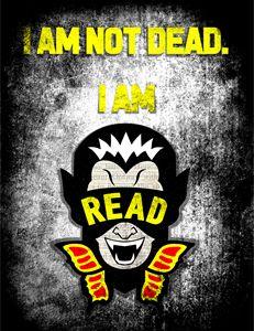 I AM READ, DRACULA