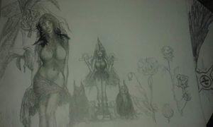 Goddess story