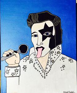 Kiss Presley