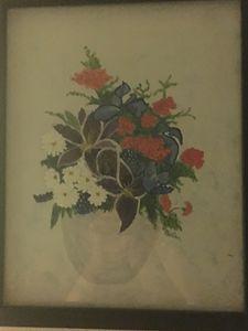 Arrangement in a Vase