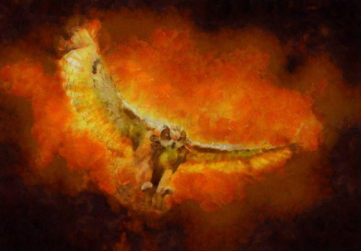 Avenge by Pierre Blanchard - Esoterica Art Agency