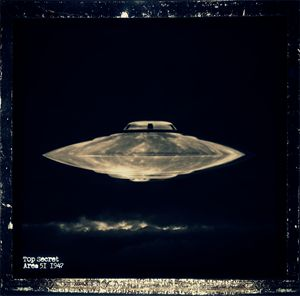 Top Secret Area 51 by RT