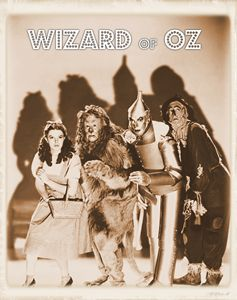 Wizard of Oz - Esoterica Art Agency