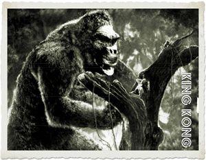 King Kong - Esoterica Art Agency