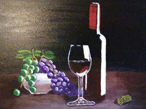 It's grape's to wine