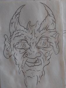 Old Man of Dark