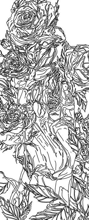 Rose tattoo - James Draws