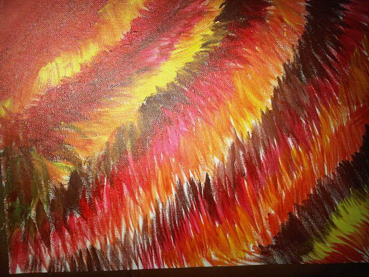 Splash of Color - Kierra Morgan's Gallery