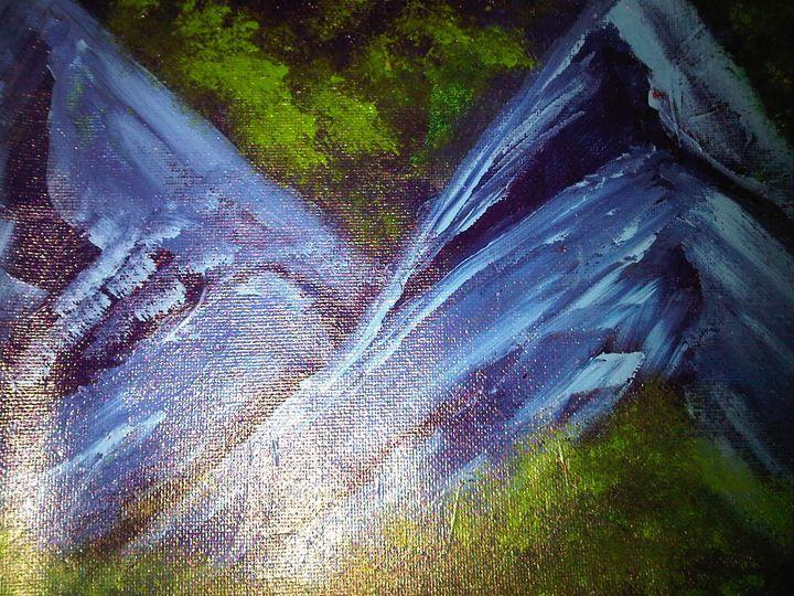 Blue Mountain - Kierra Morgan's Gallery