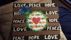 Love, Peace & Hope