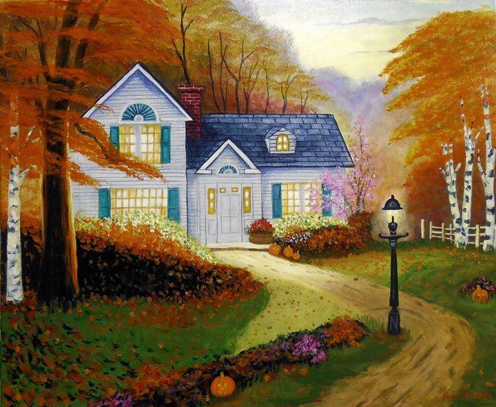 Summer House - Kim Castor