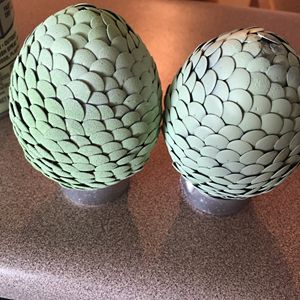 Seaside Dragon Egg
