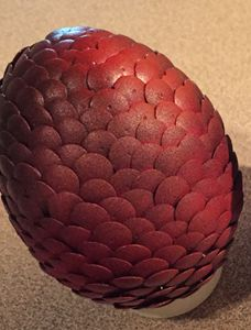 Fire Dragon Egg
