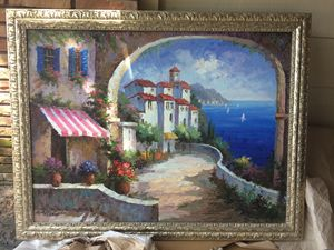 Antonio DeVity Oil Painting