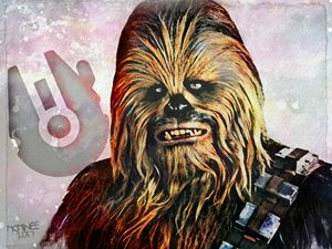 Chewbacca Galaxy