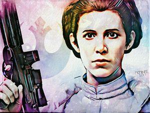 Leia Galaxy