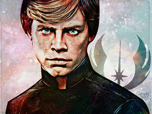 Luke Skywalker Galaxy