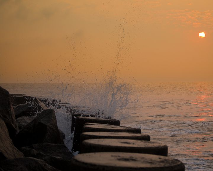 Fort Fisher Sunrise - Cornerstone Images Photography