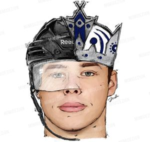 NHL LA Kings Dustin Brown