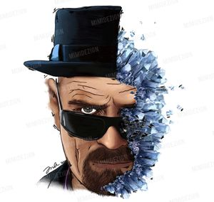 AMC's Breaking Bad Walter White