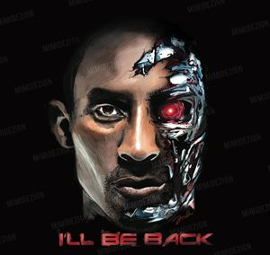 NBA Los Angeles Lakers Kobe Bryant - MimiDezign