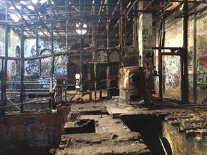 Abandoned place - Noyonika Nath