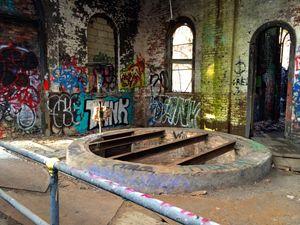 Abandoned factory - Noyonika Nath