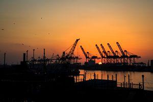 Karachi Port