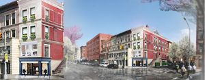 Rowhouse in Harlem