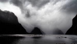 Milford Sound NZ 1