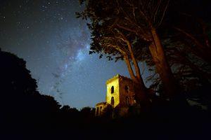 Cargills Castle and Milkyway