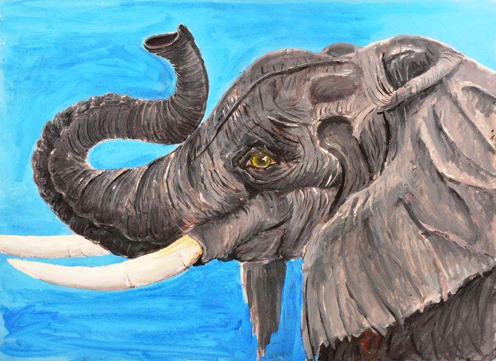 African Giant - Medea Ioseliani