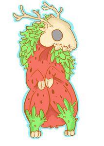 Strawberry Wendigo