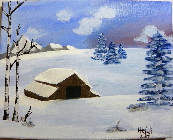 Winter Wonder - Heidi Davis