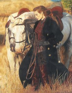 The Girl With Horses