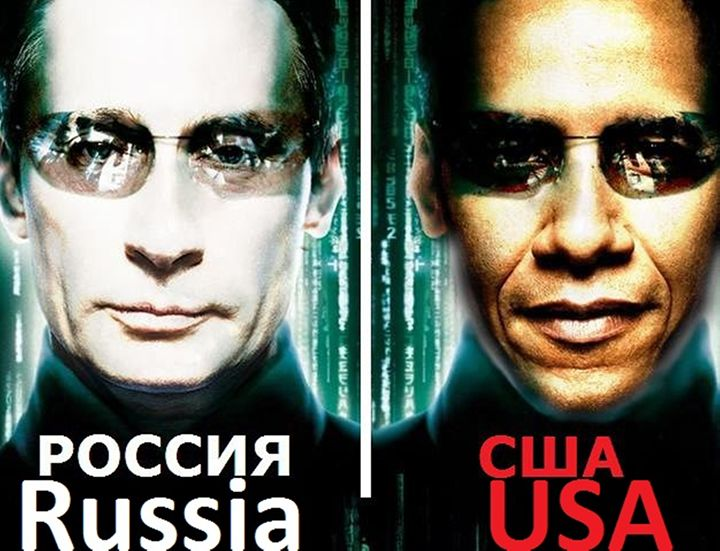 Russia  USA - PashaTP