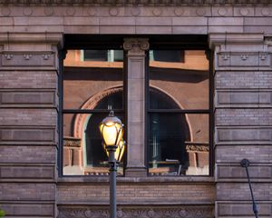 Windows reflecting