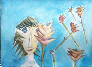 Cristal People, Cristal Flowers
