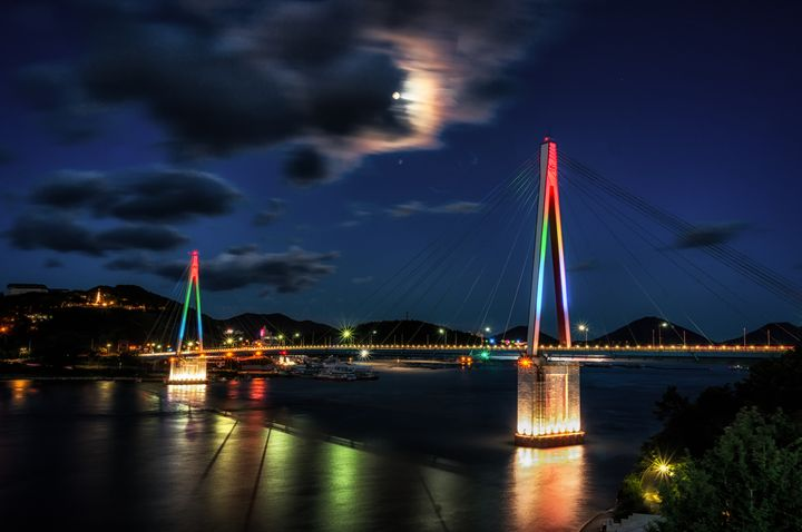 Rainbow Bridge - Aaron Choi Photography