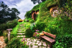 bag end - Aaron Choi Photography