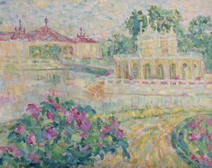 Summer Residence in Ayutthaya - Amber