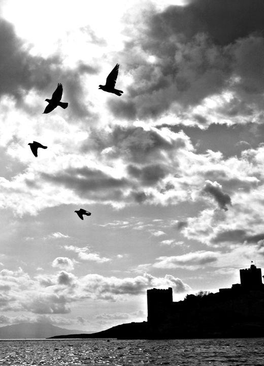 Clouds on Castle - soulgame