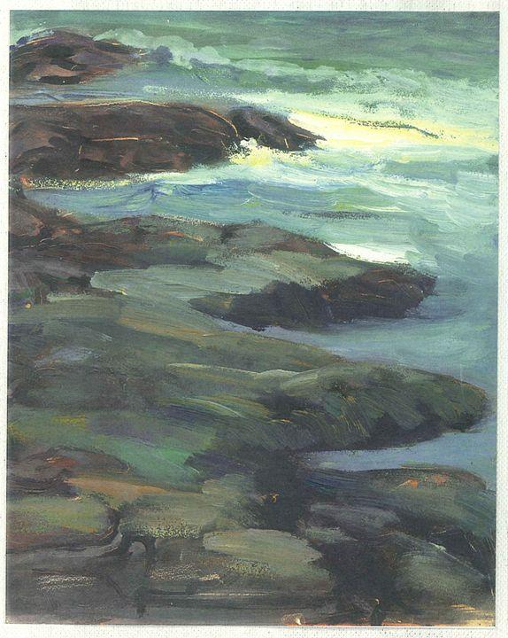 Black Cliffs - WalkerStudio