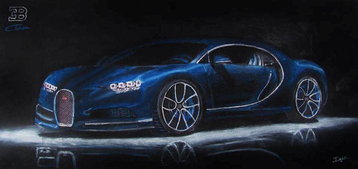 Bugatti Chiron - Airpassion