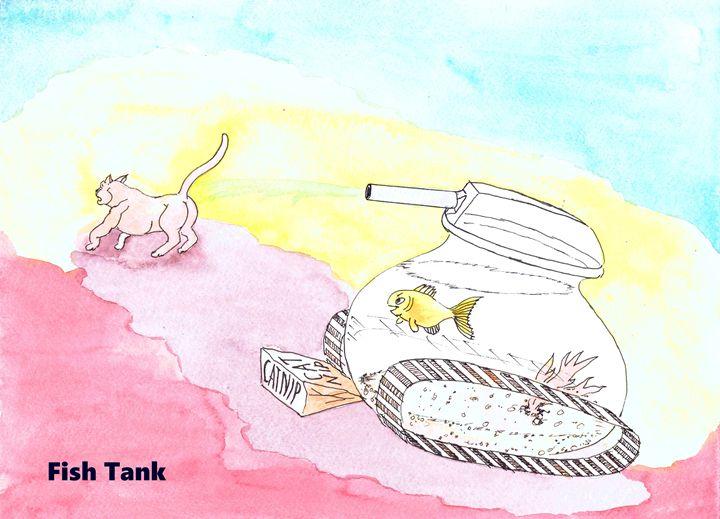 Fish Tank - K.C.Higgins