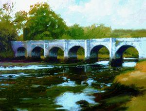 Buncrana Bridge, Ireland