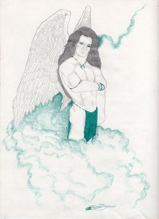 Indian Angel - Simply Drew